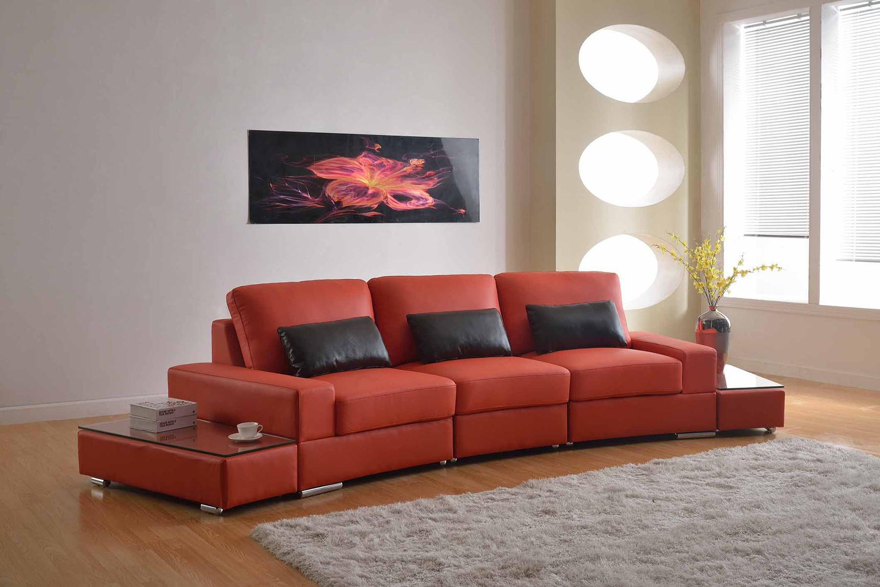 China Modern Living Room Furniture Curved Sofa Sets ...