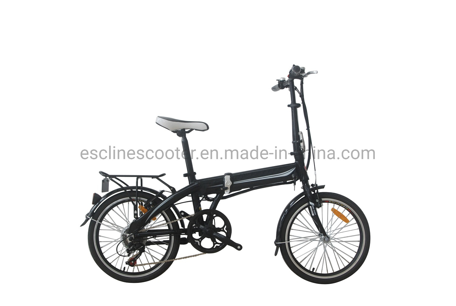 20′′ Aluminium Frame Battery Hidden Folding Ebike Ce Approved Factory China Sales pictures & photos
