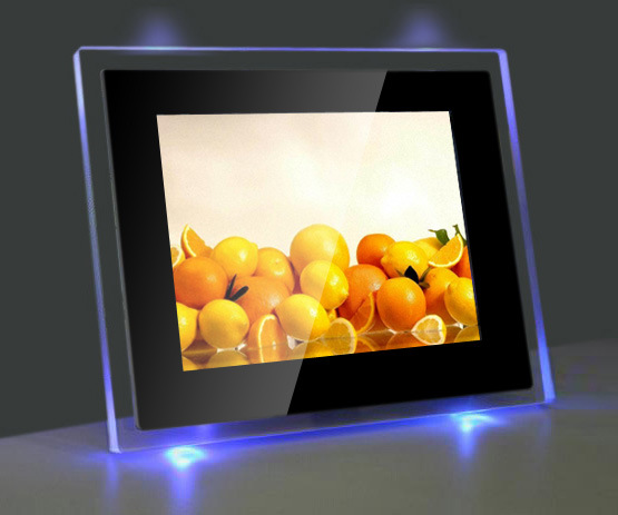 China Digital Photo Frame With Led Light China Digital