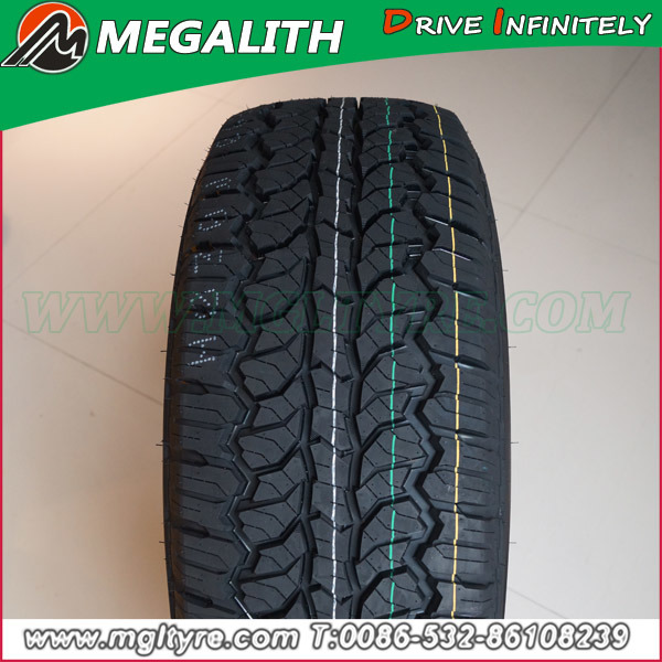 All Terrain Mud Tire M+S Winter Car Tire (14′-22′)