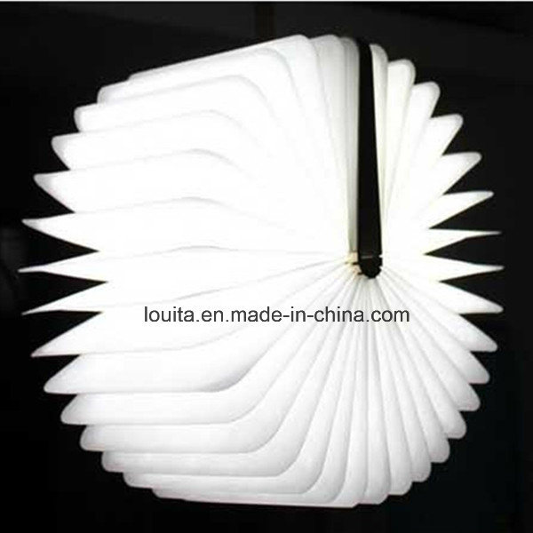 Foldable LED Book Lamp for Christmas Decoration pictures & photos