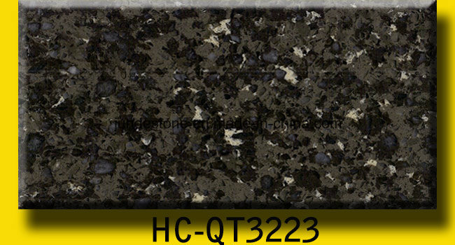 Beautiful Quartz Countertop From China pictures & photos