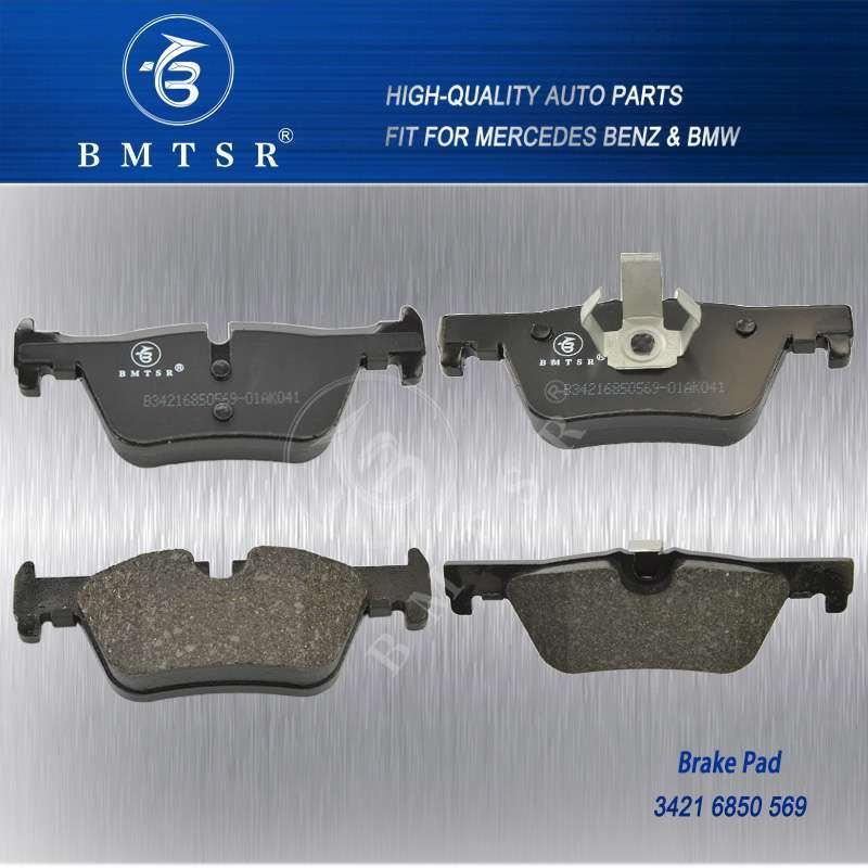 China Brand Car Brake Pads Oem 34216850569 Bmw F30 F20 China Brake Pads Ceramic Trw Brake Pad