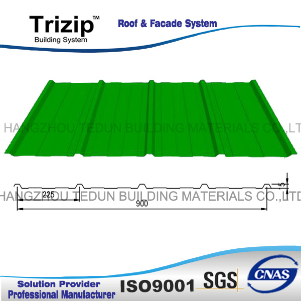 Corrugated Steel Sheet for Wall