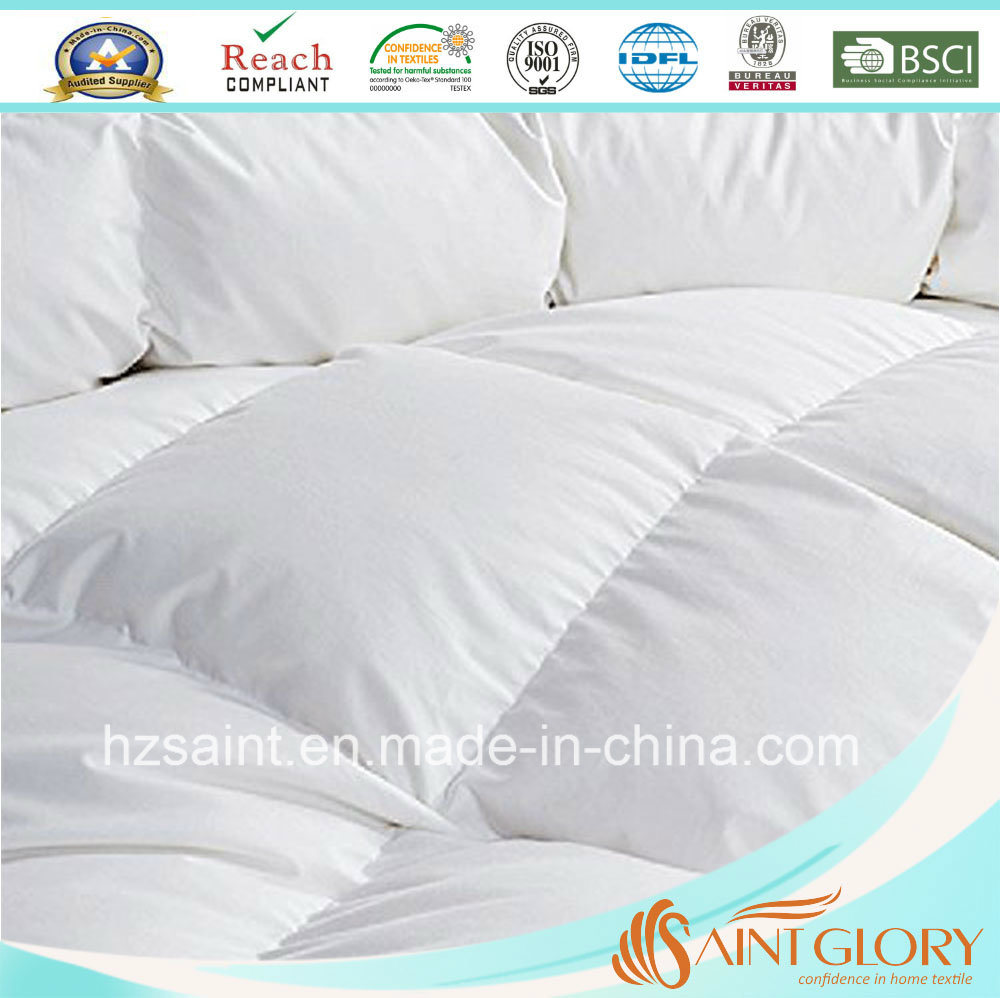 db65556ec4 China Super Light Down Duvet White Goose Feather and Down Comforter ...