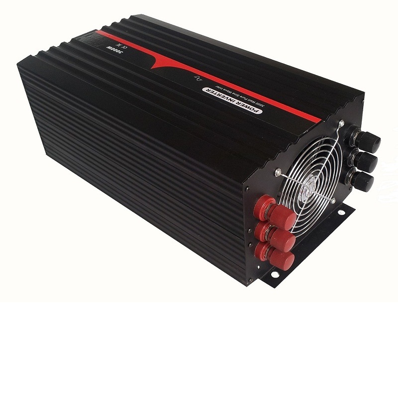 3000W off Grid Pure Sine Wave Power Inverter with Charger pictures & photos