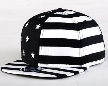 437037ac3 China Fashipn USA Flag Printed Cotton Cap, Cotton Hat, Cotton ...