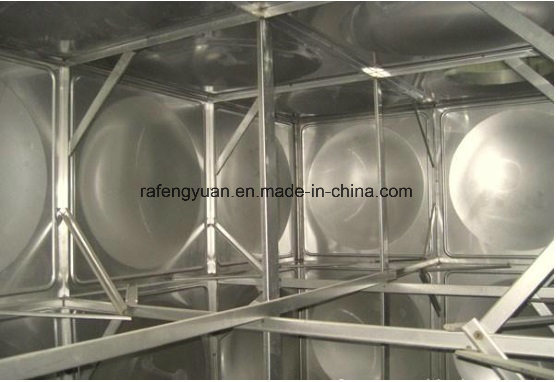 Heat Preservation Square Water Tank pictures & photos