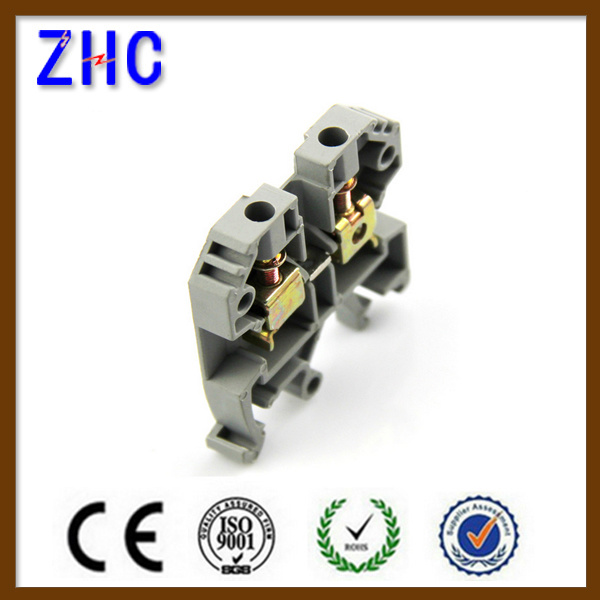 Jxb Industrial Distribution Screw Fixing DIN Rail Clip Terminal Block
