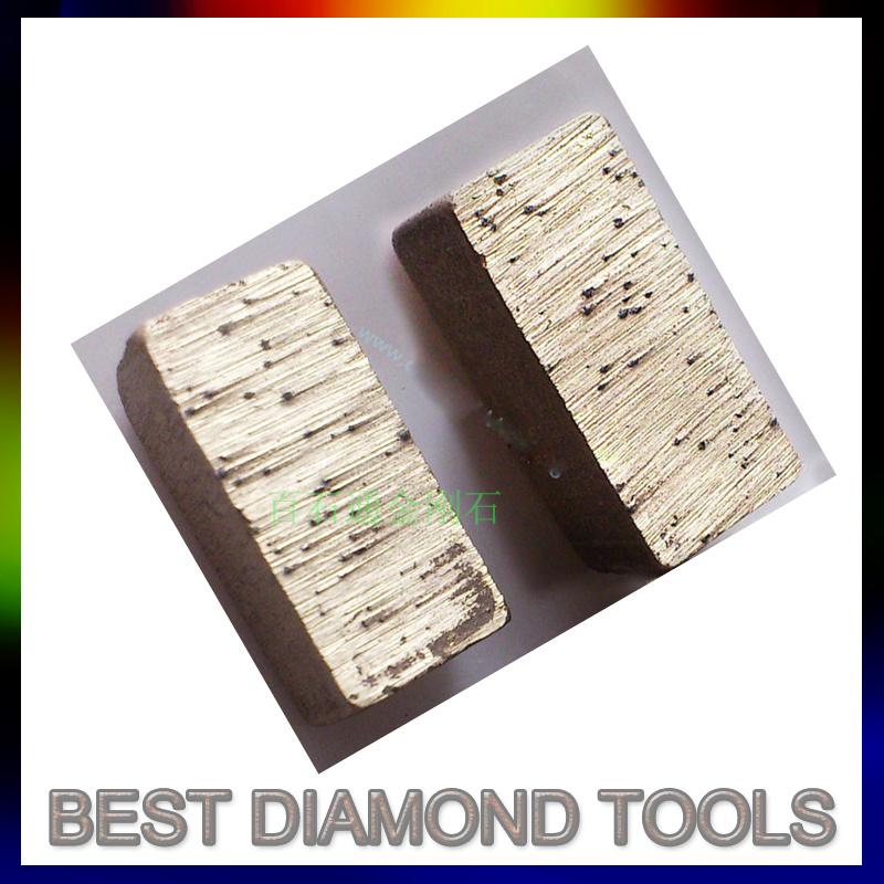 China Stone Cutting Hand Tools Diamond Segment Granite Stone