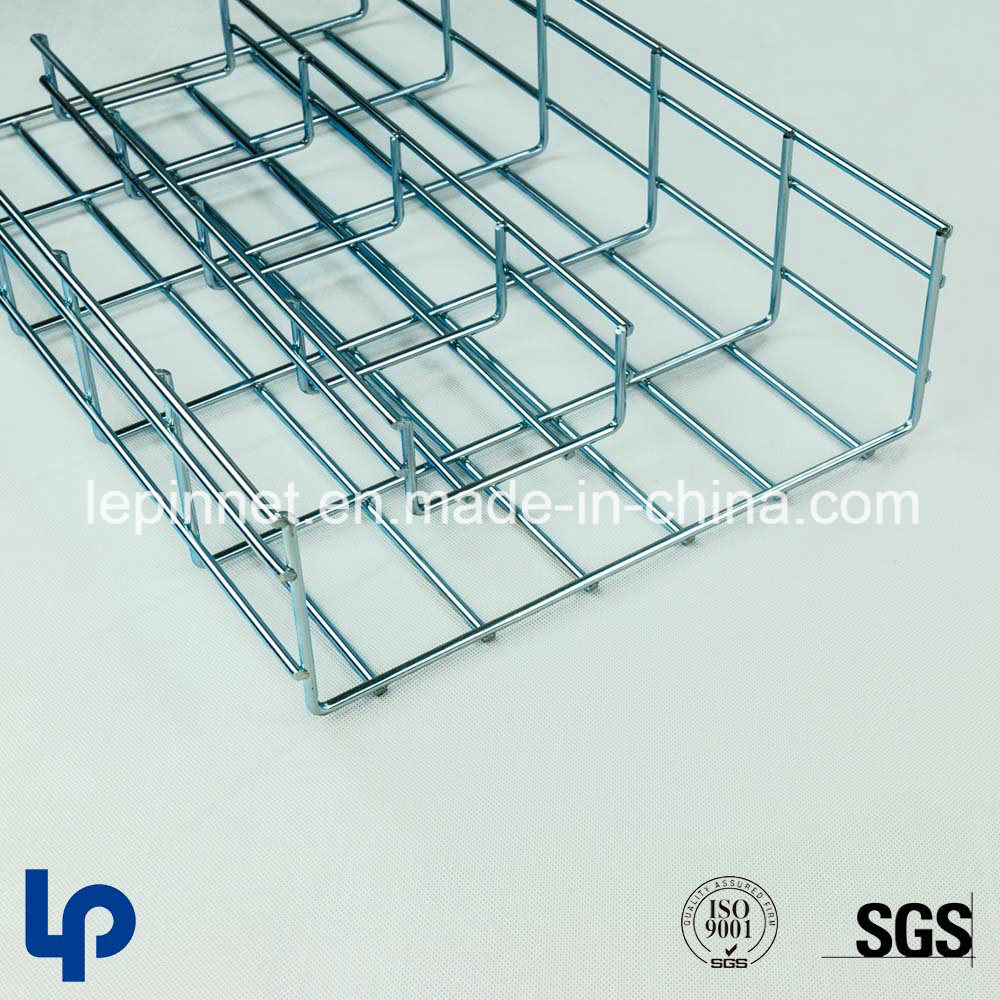 China Steel Basket Tra Steel Mesh Cable Tray Steel Wire Mesh - China ...