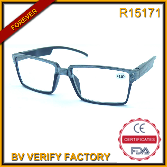 China R15171 New Brushed Craft Plastic Reading Eyeglasses Frames ...