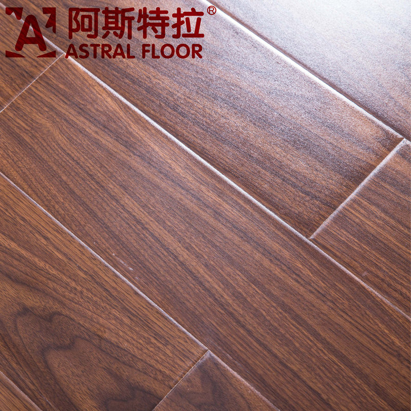 China 2017 New Ce Certificate Hdf Ac3 Laminate Flooring As1367 Lamianted