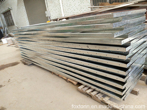Customized Galvanized Steel Fabrication for Industrial Dust Collection pictures & photos