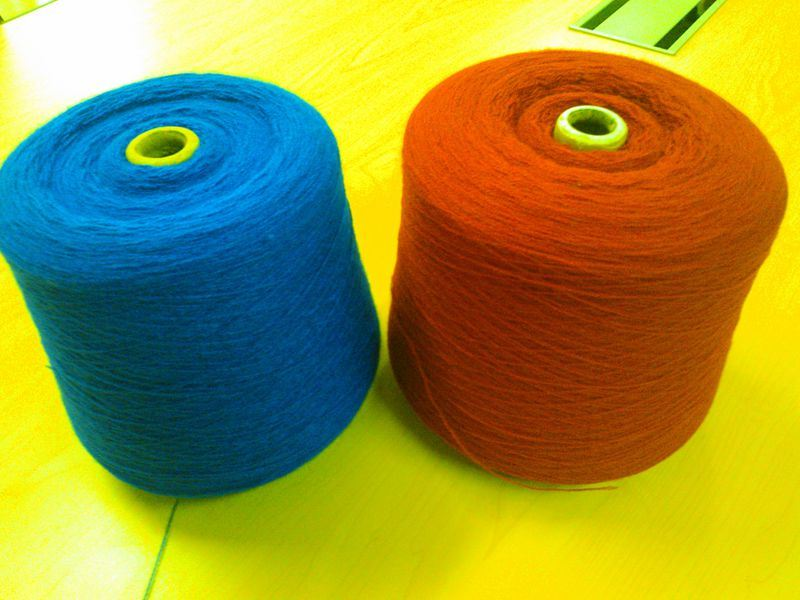 Acrylic Yarn with Dralon X Series (Cashmere-Like)