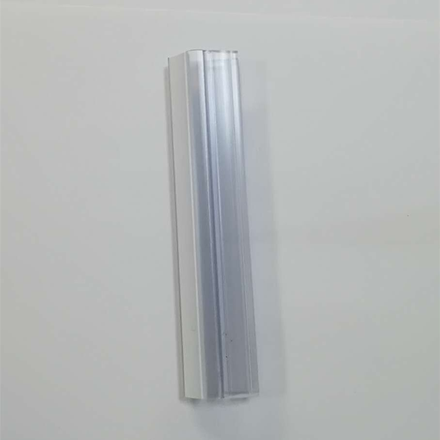 China High Quality Clear Plastic Shower Door Seal Strip Photos