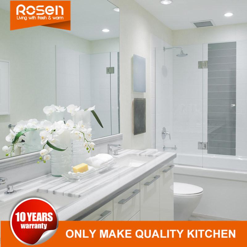 China High Quality Custom Mdf Paint Bathroom Furniture Cabinet Bath