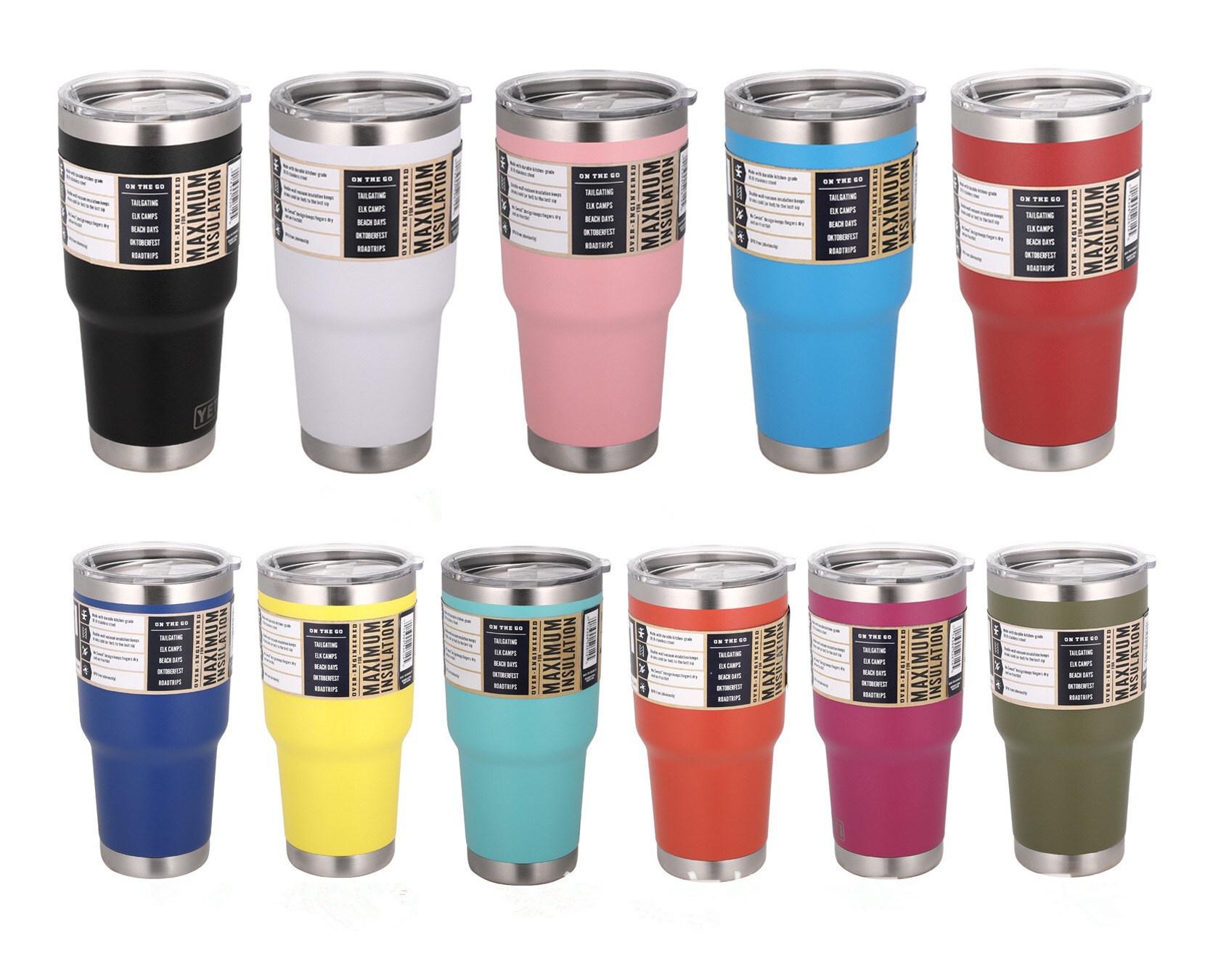 Travel Mug Insulated Vacuum Tumbler