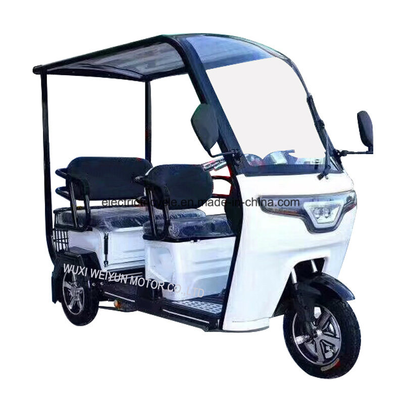 Sale Covered Electric Tricycle for Passenger Manufacturer in China pictures & photos