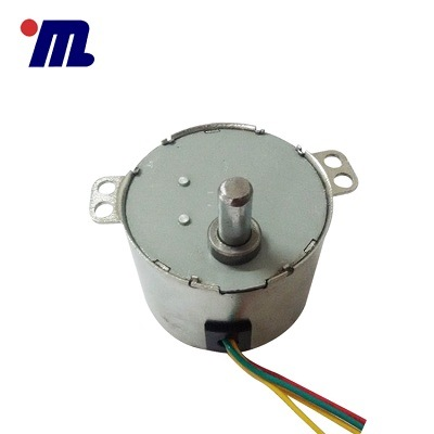 [Hot Item] 2 5-3rpm 24V AC Voltage Reversible Synchronous Motor for  Turntable with M2 Holes Made in China