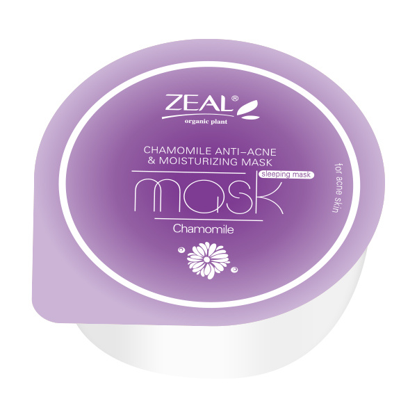 Zeal Facial Mask Sleeping Mask Beauty Products