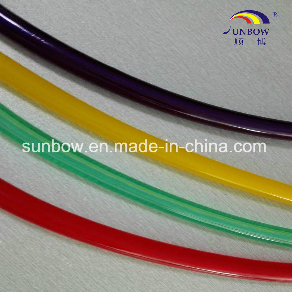 RoHS Approval Insulation PVC Tubing for Wire Harness