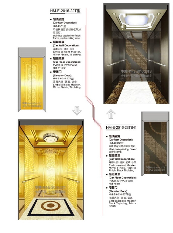 AC Vvvf Passenger Elevator pictures & photos