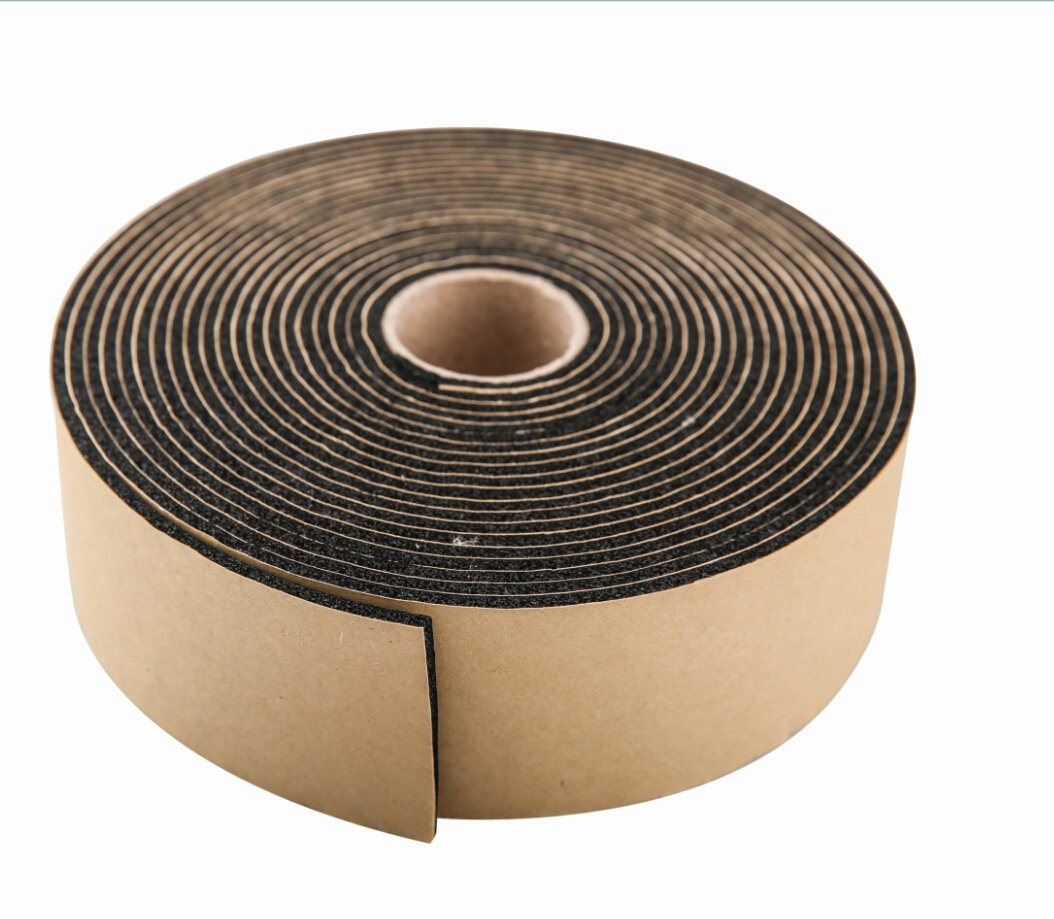 China Thermal Insulation Rubber Foam Sealant Tape Used for Heat Insulation - China Insulation Tape, Rubber Tape