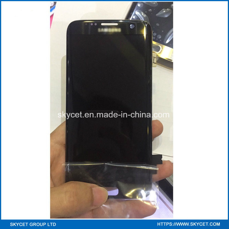 Original New Mobile Phone LCD for Samsung S6 Edge LCD Touch Screen pictures & photos