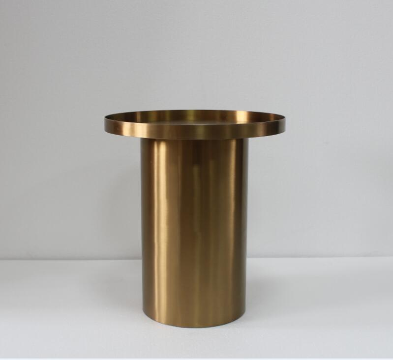 Classic Design Copper Tea Table pictures & photos
