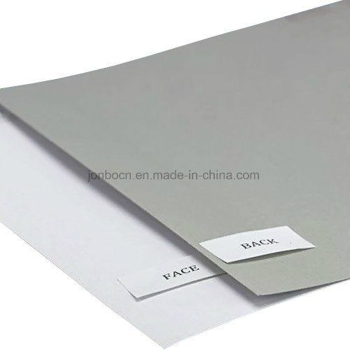 Coated Duplex Board with Grey Back (C1S)