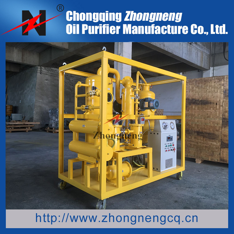 Zyd-H Insulation Oil Filtering Plant (Oil Purifier Machine)