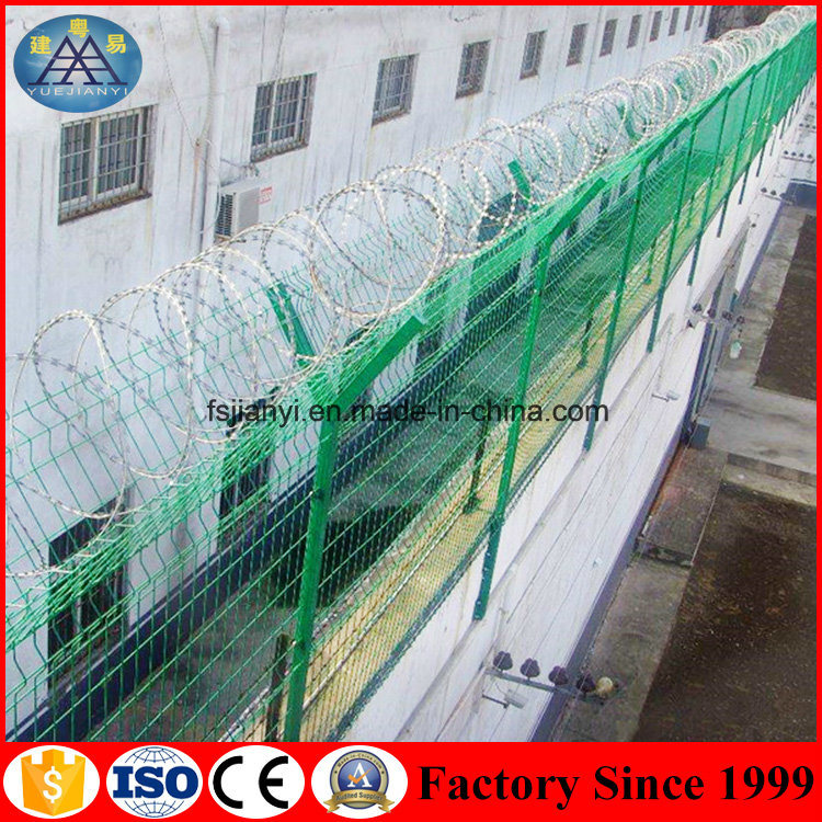 China Metal Steel Security Wire Mesh Fence for Boundary Wall - China ...