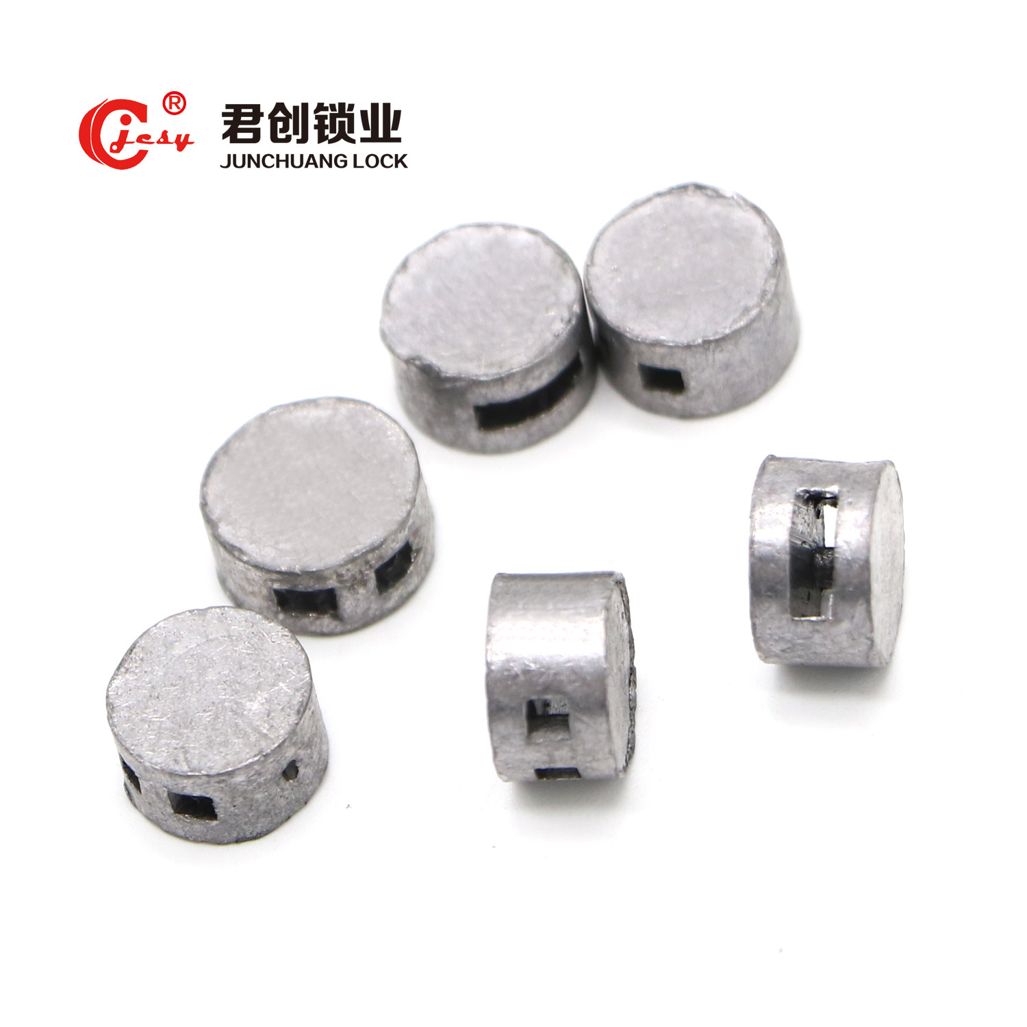 China Jcms203 Plastic Twist Lock Gas Meter Lock Wire Lead Seal Photos Pictures Made In China Com