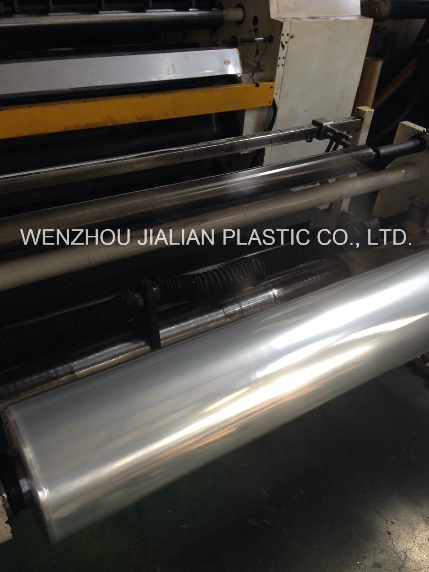Twist PVC Film for Candy Packaging