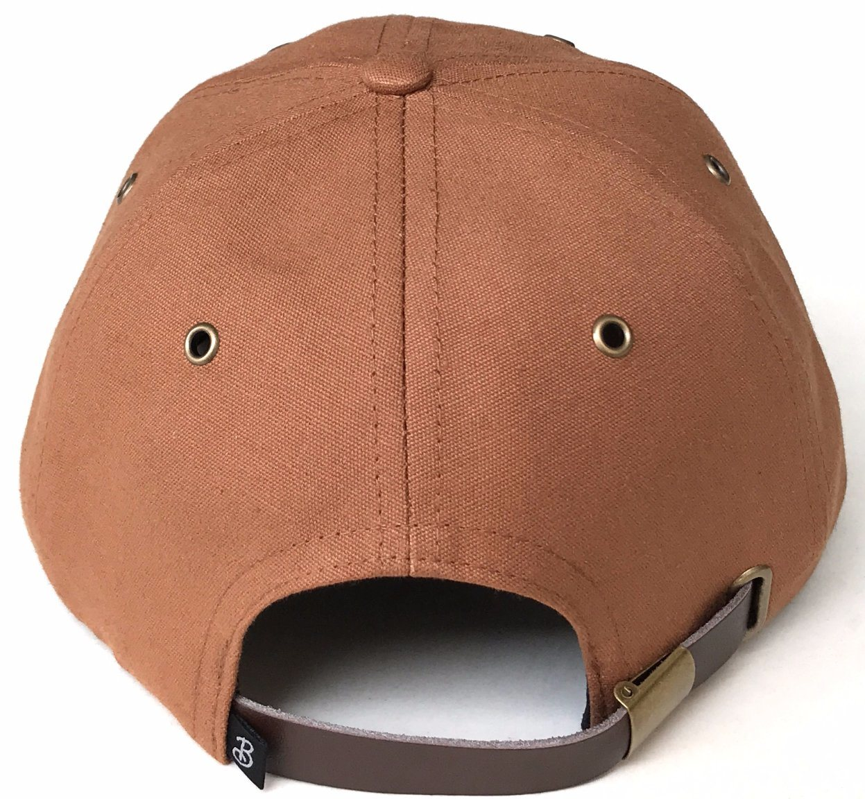 d870308909d41 China Cutom Brown Colour Canvas Material Plain Baseball Cap Photos ...
