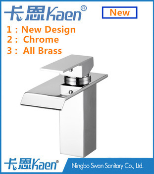 New Single Handle Bathroom Faucet