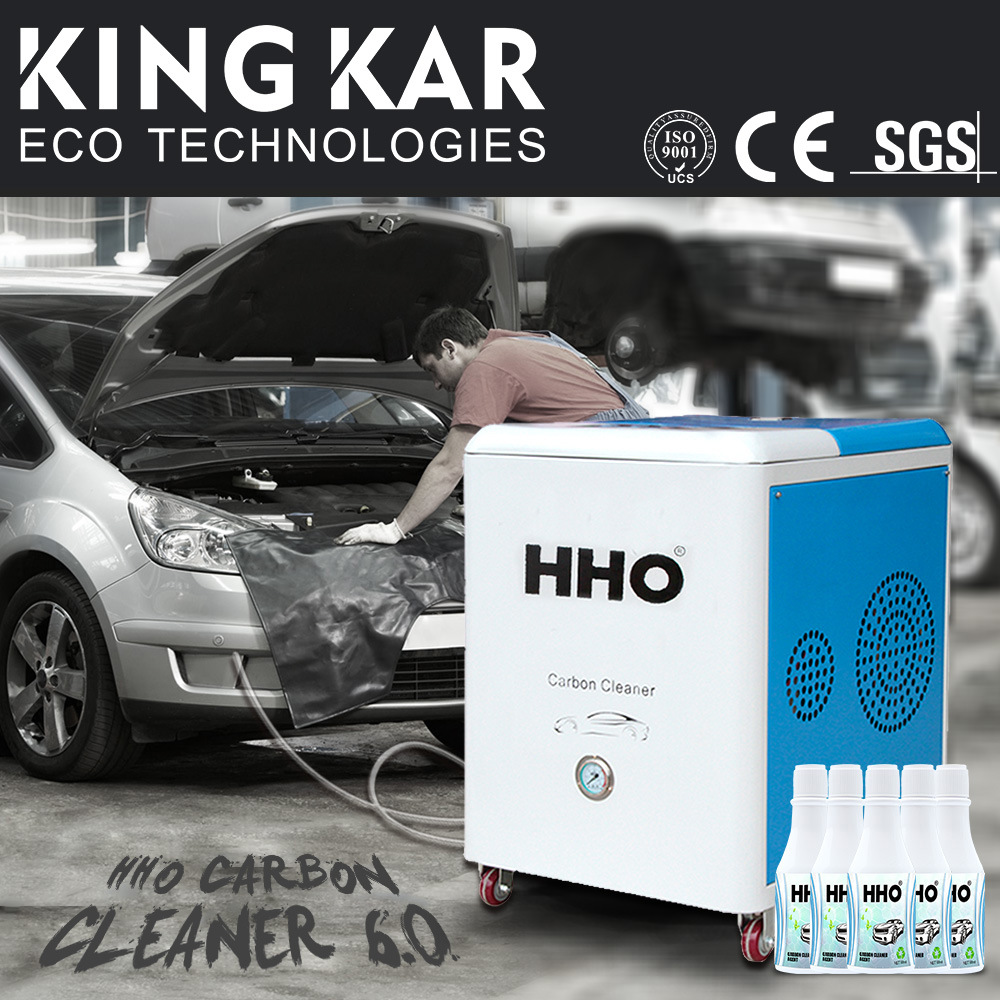 China Hho Generator Machine Engine Carbon Clean Reviews Cleaning