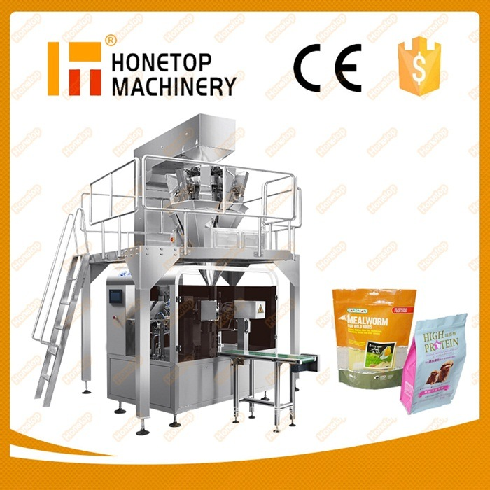 1 Kg Pouch Packing Machine