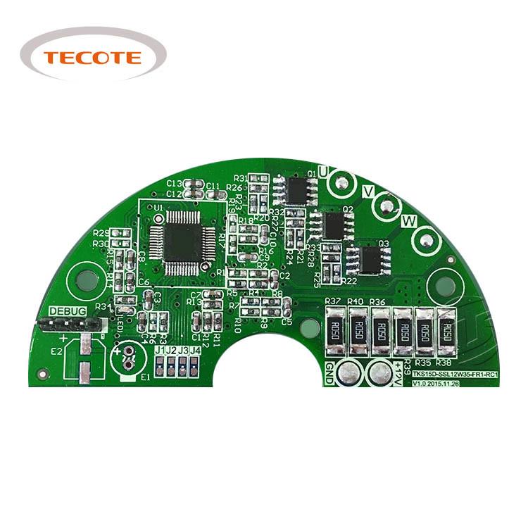 China Bldc Fan Circuit  Dc Ceiling Fan Controller  Ceiling Fan Light Control  Dc Fan 12v
