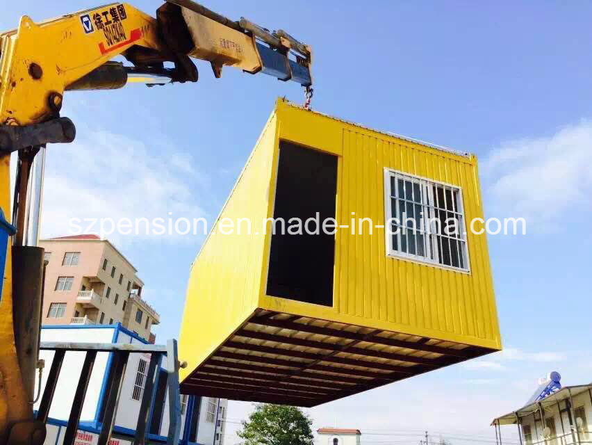 Low Proft High Supply for Construction Prefabricated/Prefab Mobile House pictures & photos