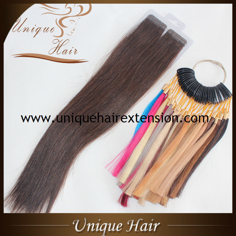 China Invisible Best Tape In Extensions For Short And Thin Hair