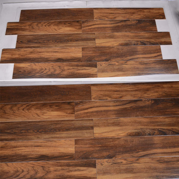 China High Quality 150800 Wooden Printed Flooring Tiles Photos