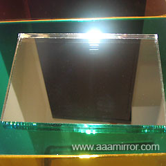 Clear Silver Mirror Glass Sheet Coated on Quality Float Glass with Double Coated Fenzi Paint (SM-BTM2000)