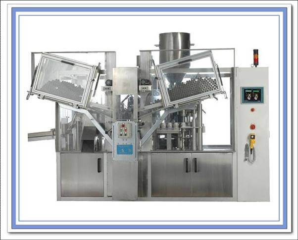 Aluminium Tube Filling and Sealing Machine (GZ 05)