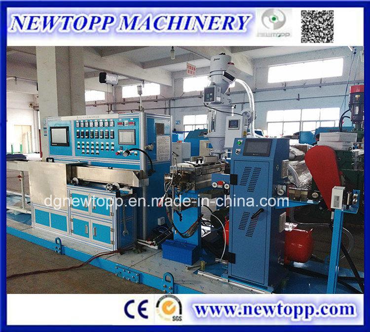 China FEP (F46) /PFA /ETFE (F40) Teflon Cable Extruding Machine ...