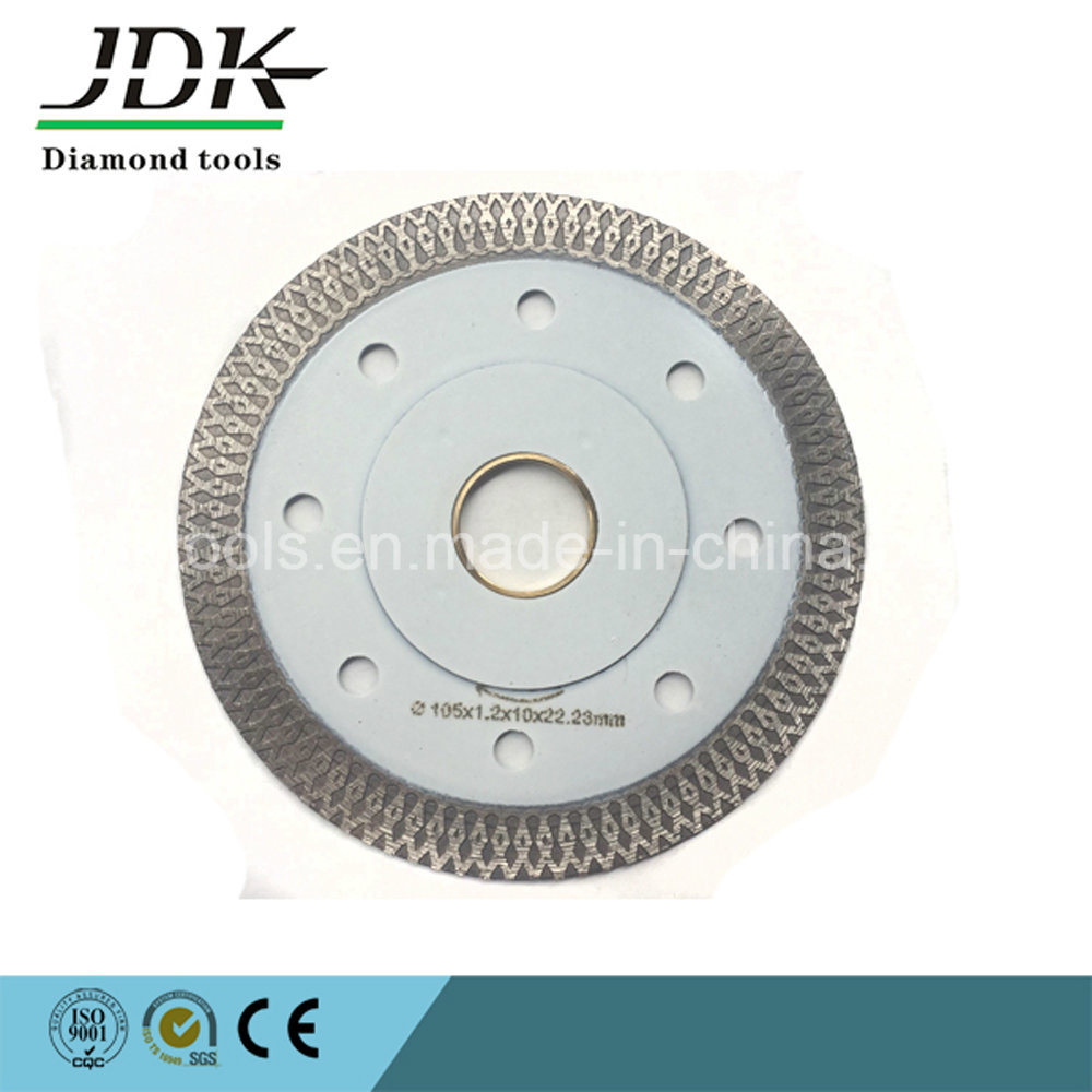 China Diamond Saw Blade And Disc For Ceramic Tile Cutting Tools