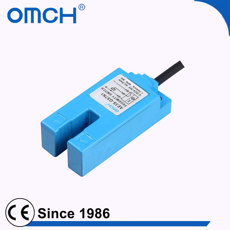 China High Quality 7mm Optical U Type Photo Proximity Switch Sensor ...