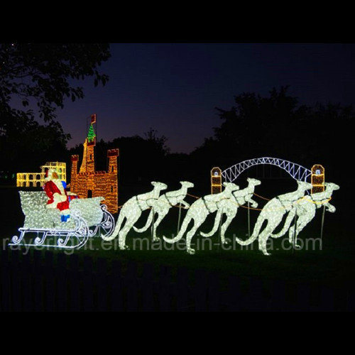 Christmas Kangaroo Lights.Hot Item Unique Led Kangaroo Christmas Decorations Led Motif Lights
