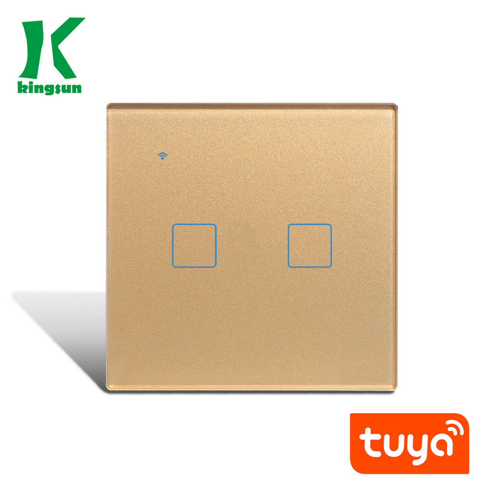 China Tuya App Null And Live Line Smart Wifi Touch Switch China Switch Smart Switch